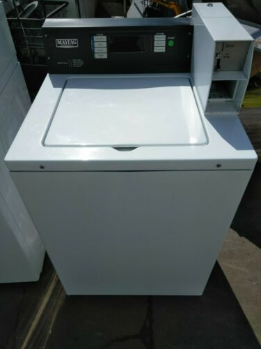 maytag commercial coin washer
