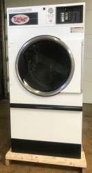 2011 Unimac 35-Pound Single Gas On-Premise Dryer Used, Tested Good