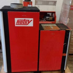 Hotsy 943N 4GPM @ 2000PSI Hot Pressure Washer Used, Tested Good