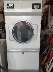 ADC 50 Pound OPL Commercial On Premise Dryer Used, Tested Good