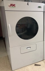 ADC 75 Pound EcoDry Commercial On Premise Dryer Used, Tested Good