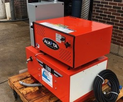 Alkota 108A All Electric 400PSI Dry Steamer Used, Tested Good