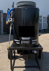 Alkota 4182 4GPM @ 1800PSI Hot Pressure Washer Used, Tested Good