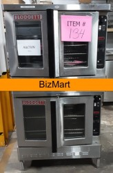 Blodgett Bakery Depth Double Gas Convection Oven Used, Tested Good
