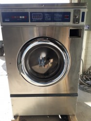 Dexter 1PH Triple Load Coin Laundry Washer Used, Tested Good