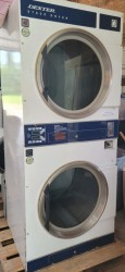 Dexter 30-Pound Stack Gas Coin Dryer Used, Tested Good