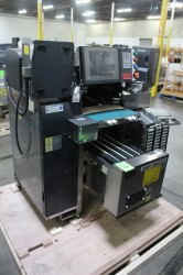Digi AW-4600 AT Automatic Meat Wrapping System Used, Tested Good