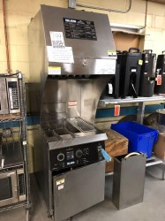 Giles Ventless Electric Fryer w/ Filtration Used, Tested Good