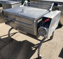 Groen BPM-40G Gas Tilt Skillet Braising Pan Used, Tested Good