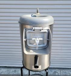 Hobart 6115 Potato Peeler On Stand Used, Tested Good