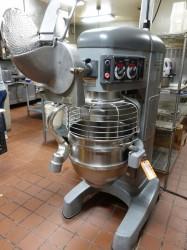Hobart Legacy 60 Quart Mixer w/ Bowl, Guard, Hook & Pelican Used, Tested Good