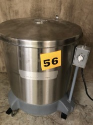 Hobart SDPS Stainless 20 Gallon Salad Dryer Spinner Used, Tested Good