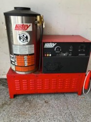 Hotsy 1422SS 4GPM@2000PSI Hot Pressure Washer Used, Tested Good