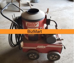 Hotsy 550 2.2GPM @ 1300PSI Hot Pressure Washer Used, Tested Good