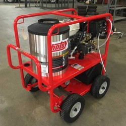 Hotsy 965SSE 3GPM@3000PSI Hot Pressure Washer Used, Tested Good