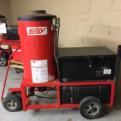 Hotsy 980A 4GPM @ 2000PSI Hot Pressure Washer Used, Tested Good