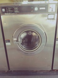 Huebsch 50 Pound Coin Laundry Washer / Clean Used, Tested Good