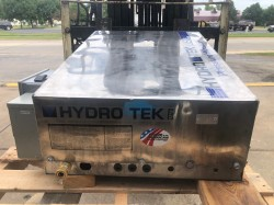 Hydro Tek HE3005E4 4GPM @ 3000PSI Cold Water Pressure Washer Used, Tested Good