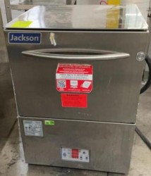 Jackson Avenger HT-E High Temp Undercounter Dishwasher Used, Tested Good