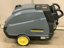 Karcher HDS 4.0/20 EM Ea 4GPM @ 2200PSI Hot Pressure Washer Used, Tested Good