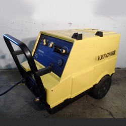 Karcher HDS 3.3GPM@2465PSI Hot Pressure Washer Used, Tested Good