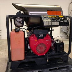 Landa PGHW5-3500 5GPM@3500PSI Hot Pressure Washer Used, Tested Good