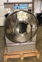Milnor 60 Pound On-Premise Laundry Washer Used, Tested Good