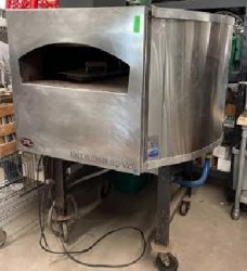 Remco SPC Brick Hoodless Pizza Oven on Stand Used, Tested Good