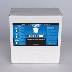 New Road-Pro Premium Drum-in-Box Car/Truck Wash Chemical Kit Never Used, Not Tested