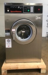 Speed Queen 20 Pound On-Premise Laundry Washer Used, Tested Good