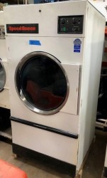 Speed Queen 75Lb Gas On-Premise Washer Used, Tested Good