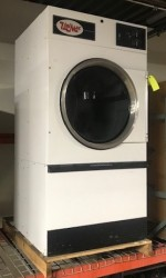 Unimac 35-Pound Single Electric On-Premise Dryer Used, Tested Good