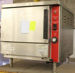 Vulcan VPX3 Countertop Convection Steamer Used, Tested Good