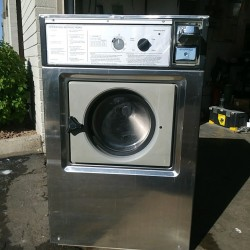 Wascomat 20 Pound Coin Laundry Washer Used, Tested Good