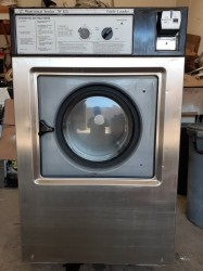Wascomat W125 35 Pound Coin Laundry Washer Used, Tested Good